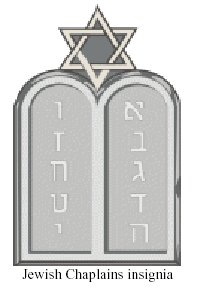 Jewish Chaplains Insignia