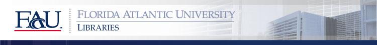 Florida Atlantic University Libraries